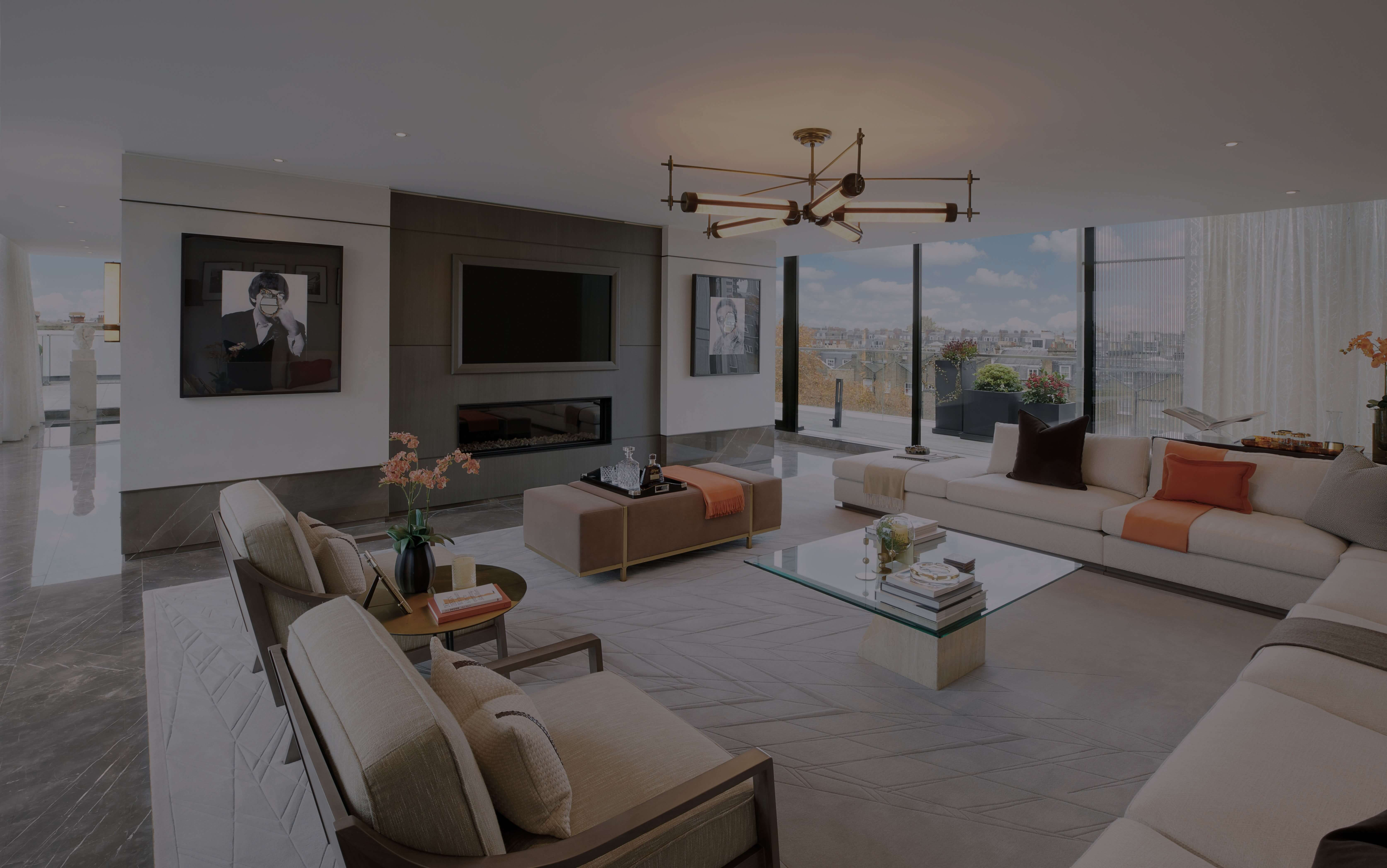 London Hill - Living Room - Slider